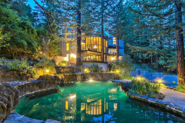 21048 Bank Mill Rd, Saratoga, CA 95070 (#ML81705199) :: The Dale Warfel Real Estate Network
