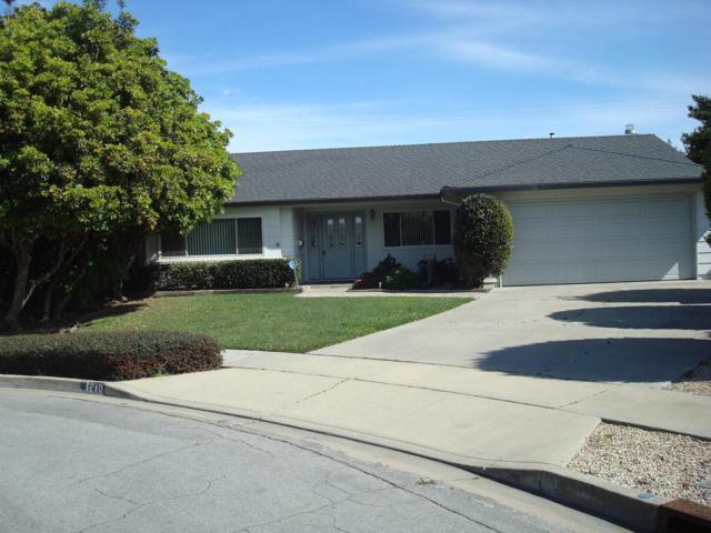 1210 Pasatiempo Way, Salinas, CA 93901 (#ML81705218) :: Strock Real Estate
