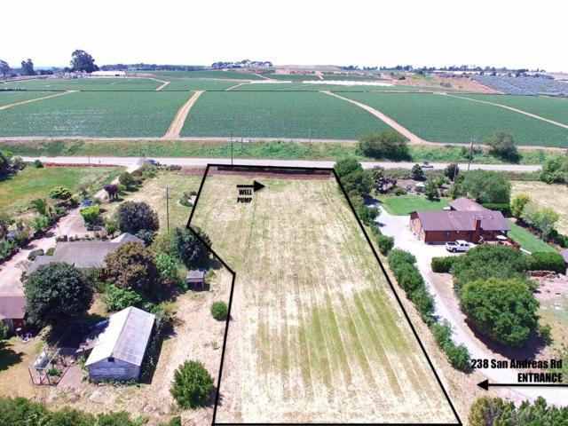 238 San Andreas Rd, Watsonville, CA 95076 (#ML81705235) :: Strock Real Estate