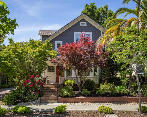 633 Channing Ave, Palo Alto, CA 94301 (#ML81705385) :: Strock Real Estate