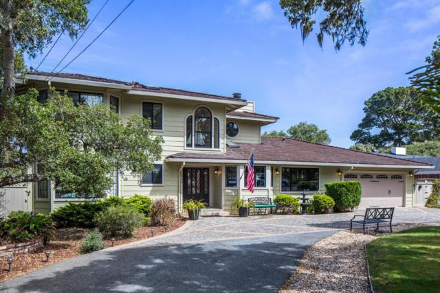2900 Sloat Rd, Pebble Beach, CA 93953 (#ML81705392) :: Strock Real Estate