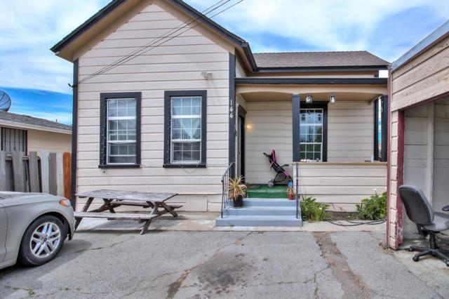 144 W Beach St, Watsonville, CA 95076 (#ML81705407) :: Strock Real Estate