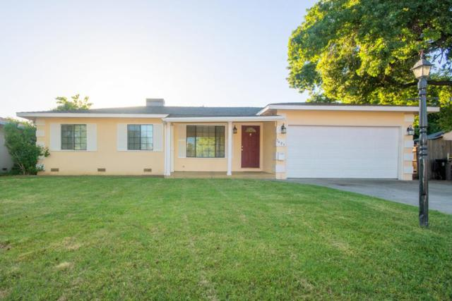 7407 Camellia Ln, Stockton, CA 95207 (#ML81705482) :: The Dale Warfel Real Estate Network