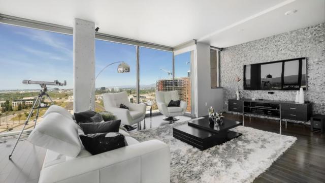 38 N Almaden Blvd 1711, San Jose, CA 95110 (#ML81705516) :: The Dale Warfel Real Estate Network