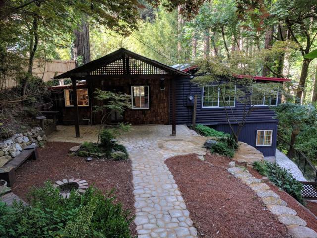 9571 E Zayante Rd, Felton, CA 95018 (#ML81705623) :: The Goss Real Estate Group, Keller Williams Bay Area Estates