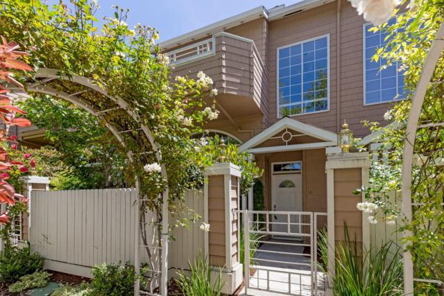 444 San Antonio Rd 1B, Palo Alto, CA 94306 (#ML81705670) :: The Goss Real Estate Group, Keller Williams Bay Area Estates