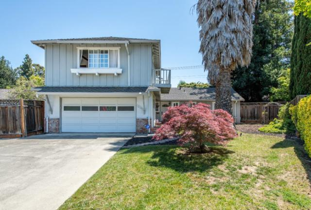 12260 Mellowood Dr, Saratoga, CA 95070 (#ML81705707) :: The Dale Warfel Real Estate Network