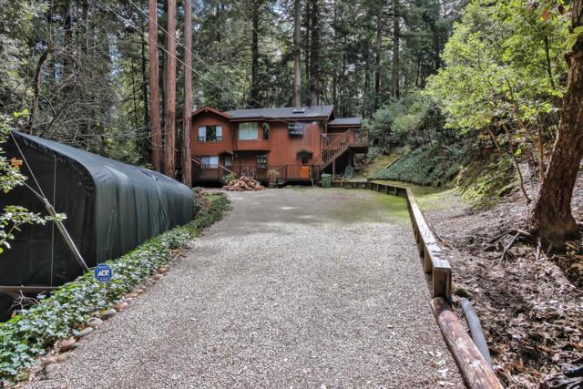 500 Brook Ln, Boulder Creek, CA 95006 (#ML81705757) :: Strock Real Estate