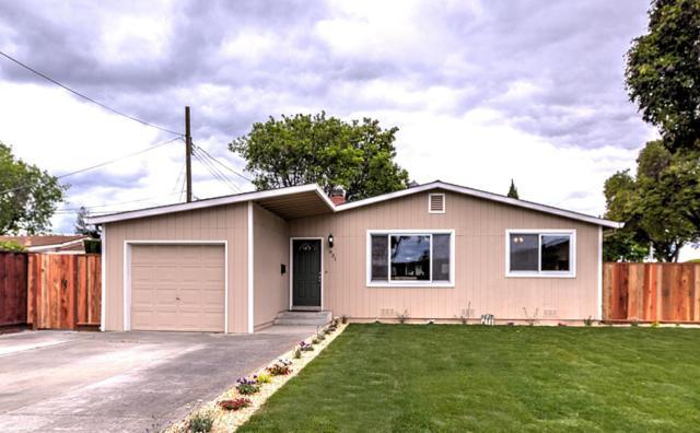 831 San Saba Ct, Sunnyvale, CA 94085 (#ML81705798) :: The Dale Warfel Real Estate Network