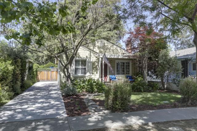 1015 Delmas Ave, San Jose, CA 95125 (#ML81705910) :: The Dale Warfel Real Estate Network
