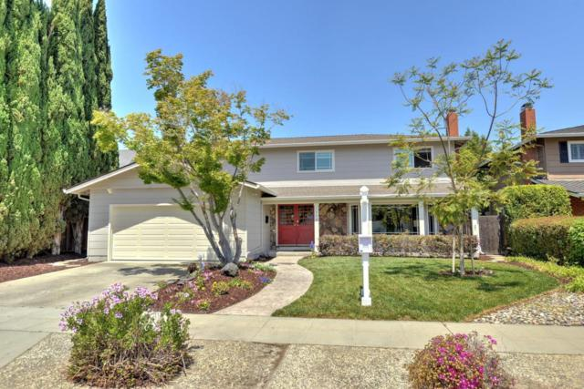 1759 Frobisher Way, San Jose, CA 95124 (#ML81705926) :: The Dale Warfel Real Estate Network