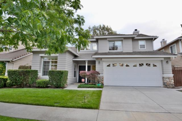 6276 Ginashell Cir, San Jose, CA 95119 (#ML81705953) :: The Gilmartin Group