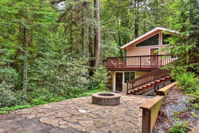 14197 Highway 9, Boulder Creek, CA 95006 (#ML81705993) :: Strock Real Estate