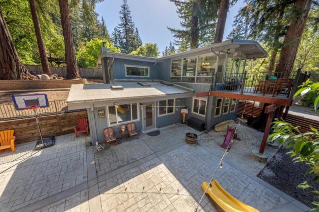 15640 Forest Hill Dr, Boulder Creek, CA 95006 (#ML81706050) :: Strock Real Estate