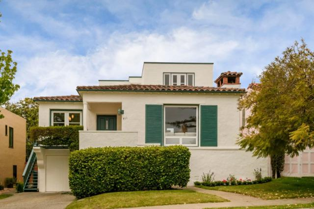 411 Laurel Ave, Millbrae, CA 94030 (#ML81706223) :: The Gilmartin Group