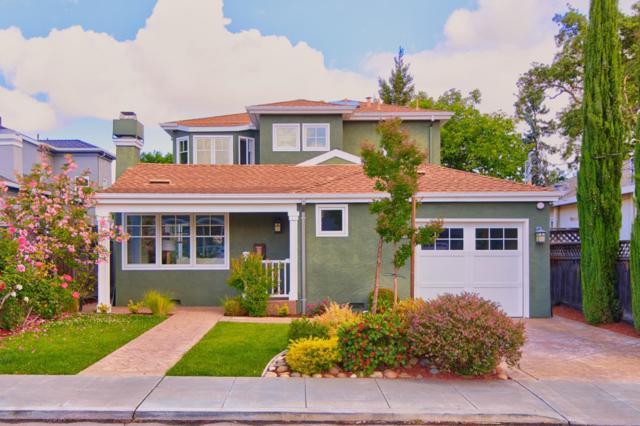 1436 Howard Ave, San Carlos, CA 94070 (#ML81706226) :: The Kulda Real Estate Group