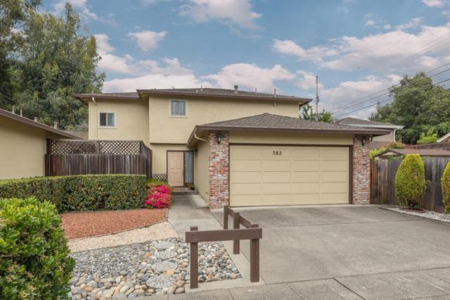 380-382 Wheeler Ave, Redwood City, CA 94061 (#ML81706240) :: The Gilmartin Group