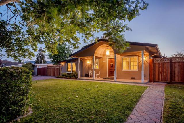 12747 Camrose Ave, Saratoga, CA 95070 (#ML81706265) :: Julie Davis Sells Homes