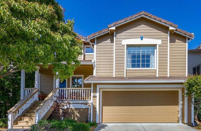 586 Skypark Dr, Scotts Valley, CA 95066 (#ML81706289) :: The Dale Warfel Real Estate Network