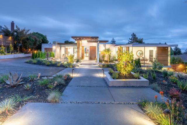 2841 Hillside Drive Dr, Burlingame, CA 94010 (#ML81706307) :: The Gilmartin Group