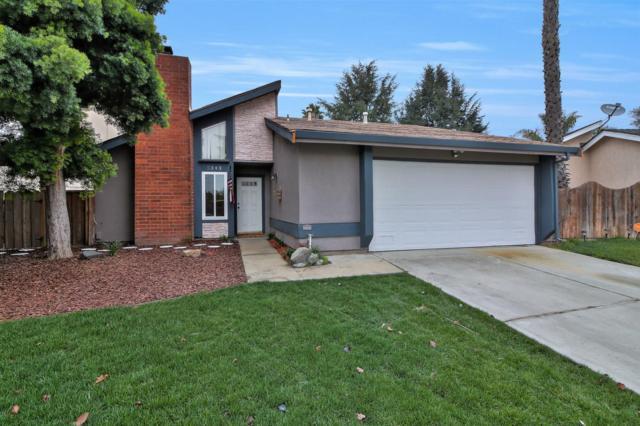 5343 Garrison Cir, San Jose, CA 95123 (#ML81706378) :: The Dale Warfel Real Estate Network