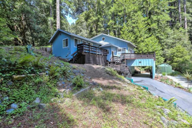 575 Band Rd, Boulder Creek, CA 95006 (#ML81706388) :: Strock Real Estate