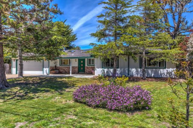 1051 Matador Rd, Pebble Beach, CA 93953 (#ML81706415) :: Strock Real Estate