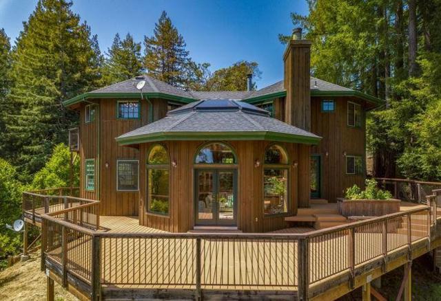 540 Richardson Rd, Santa Cruz, CA 95065 (#ML81706475) :: The Dale Warfel Real Estate Network