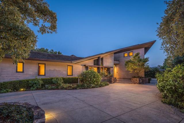 707 Westridge Dr, Portola Valley, CA 94028 (#ML81706493) :: Astute Realty Inc