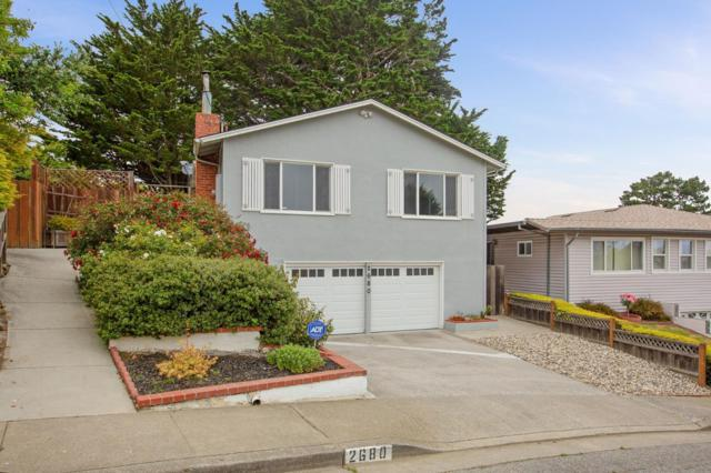 2680 Heather Ln, San Bruno, CA 94066 (#ML81706498) :: The Dale Warfel Real Estate Network