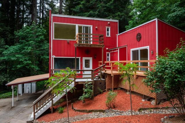 15073 Two Bar Rd, Boulder Creek, CA 95006 (#ML81706560) :: Strock Real Estate