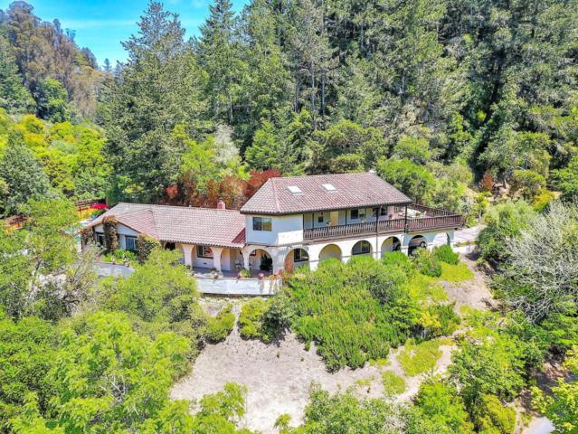 135 Glen Canyon Ct, Santa Cruz, CA 95060 (#ML81706585) :: The Dale Warfel Real Estate Network