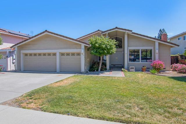 6556 Whispering Pines Dr, San Jose, CA 95120 (#ML81706692) :: The Dale Warfel Real Estate Network