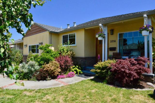 1038 Essex Ave, Sunnyvale, CA 94089 (#ML81706743) :: Julie Davis Sells Homes