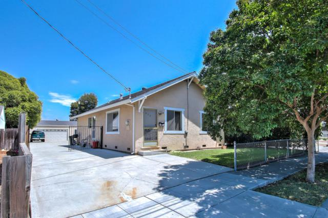 822 Spencer Ave, San Jose, CA 95125 (#ML81706769) :: Julie Davis Sells Homes