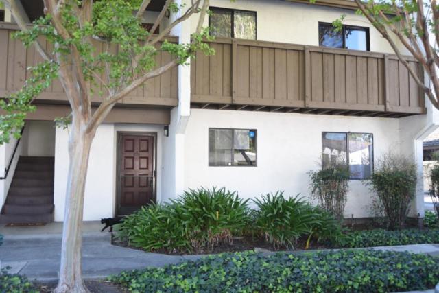2201 Monroe St 607, Santa Clara, CA 95050 (#ML81706798) :: Julie Davis Sells Homes