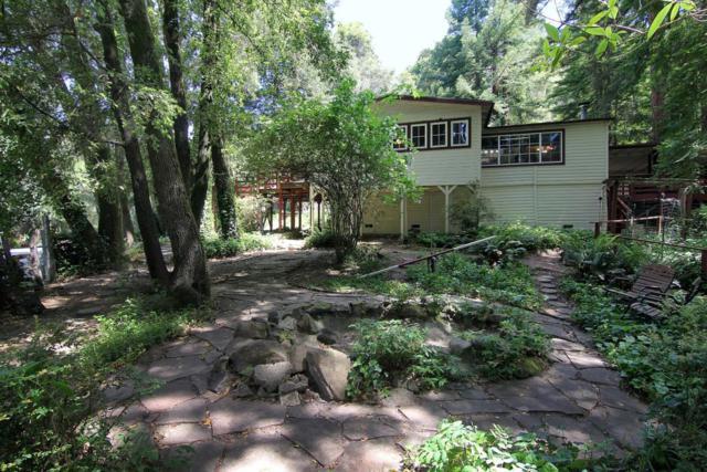 105 Quigg Way, Boulder Creek, CA 95006 (#ML81706820) :: Strock Real Estate