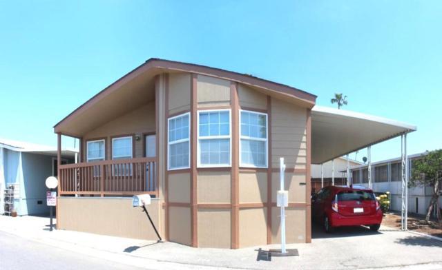 195 Blossom Hill Rd 204, San Jose, CA 95123 (#ML81706842) :: Strock Real Estate