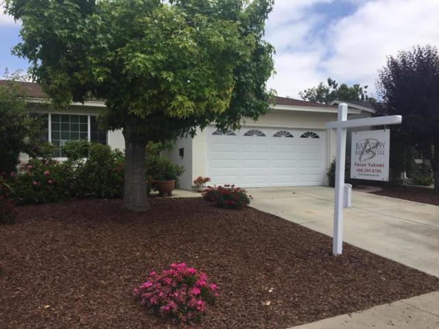 1395 Courtyard Dr, San Jose, CA 95118 (#ML81706874) :: The Goss Real Estate Group, Keller Williams Bay Area Estates