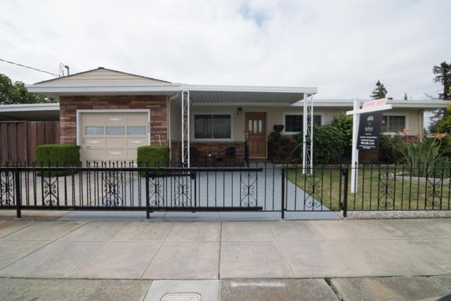 320 Cypress Ave, Sunnyvale, CA 94085 (#ML81706881) :: Strock Real Estate