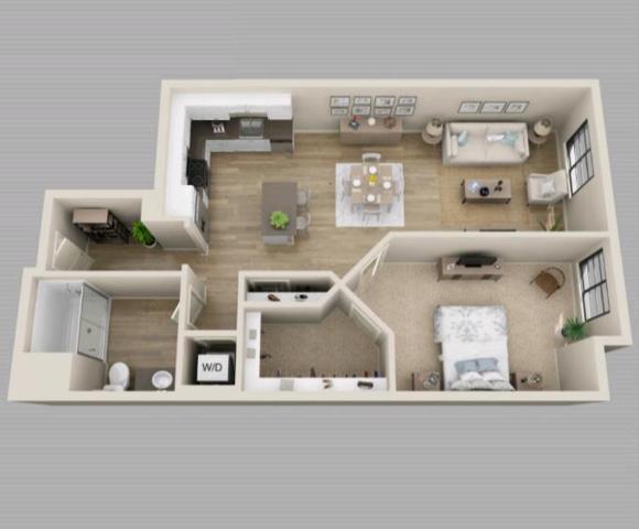 1048 Monroe 222, Santa Clara, CA 95050 (#ML81706903) :: The Dale Warfel Real Estate Network