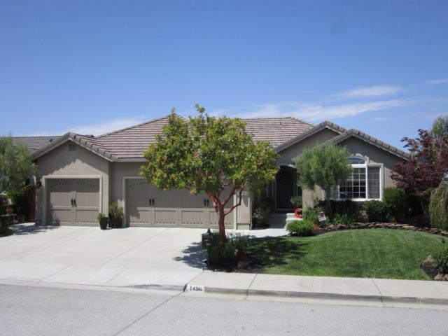 1496 Windsor Ct, Hollister, CA 95023 (#ML81706915) :: Intero Real Estate