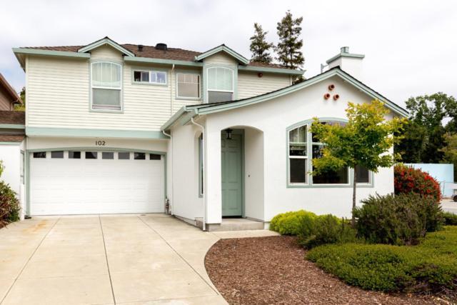 102 Reed Way, Santa Cruz, CA 95060 (#ML81707025) :: Strock Real Estate