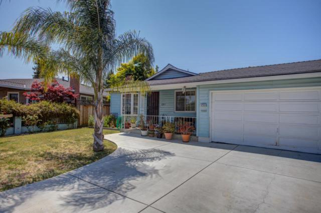 1253 Farringdon Dr, San Jose, CA 95127 (#ML81707096) :: Strock Real Estate