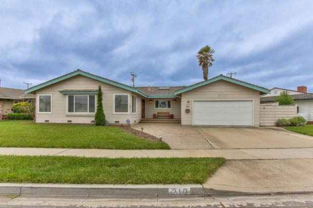 210 Encinada Dr, Salinas, CA 93901 (#ML81707151) :: Strock Real Estate