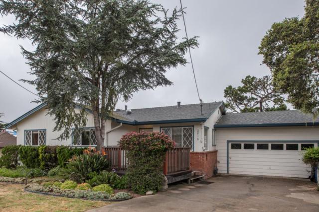 2816 Forest Hill Blvd, Pacific Grove, CA 93950 (#ML81707240) :: Intero Real Estate