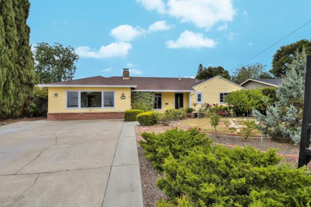 1342 La Bella Ave, Sunnyvale, CA 94087 (#ML81707251) :: Strock Real Estate