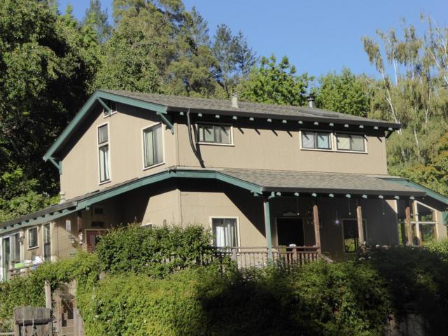 90 Via Vinca, Santa Cruz, CA 95060 (#ML81707309) :: Strock Real Estate