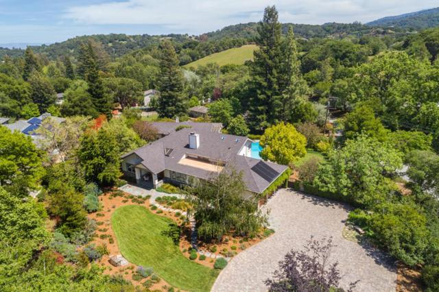 1 Applewood Ln, Portola Valley, CA 94028 (#ML81707698) :: Strock Real Estate