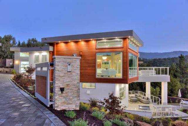 12830 Deer Creek Ln, Los Altos Hills, CA 94022 (#ML81707830) :: The Kulda Real Estate Group